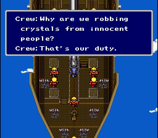 Cecil questiona a campanha militar de Baron.