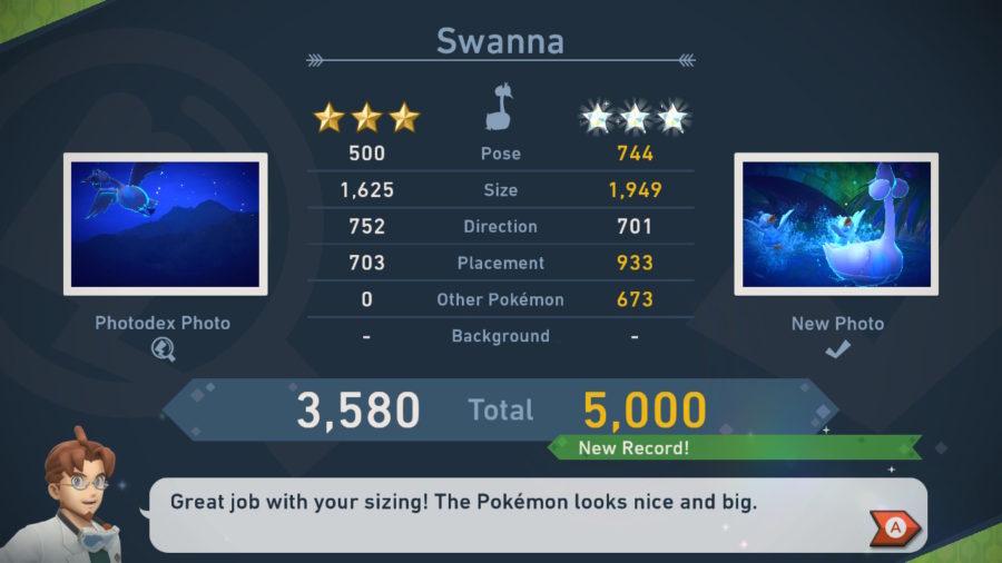 new pokemon snap nintendo swicth