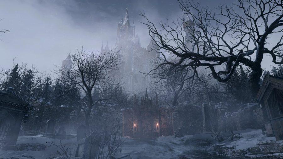 Perigos e mistérios nos quatro cantos do mundo de Resident Evil Village.